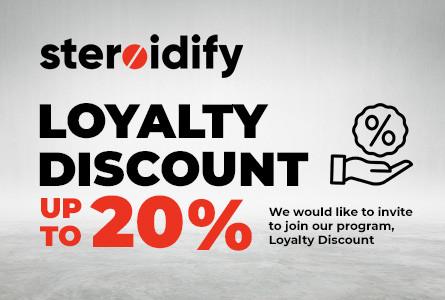 Steroidify - Official PHARMA Worldwide Distributor since 2008